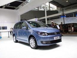 2012广州车展2013款途安