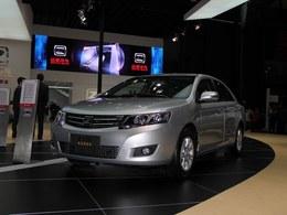 2013上海车展众泰Z300