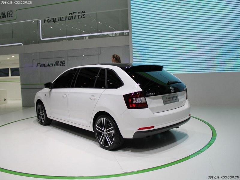 上海大众斯柯达欣动车型