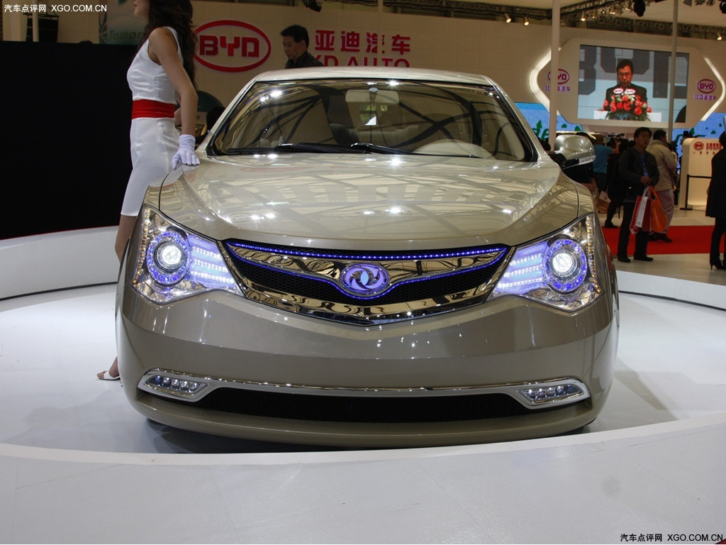 东风概念车