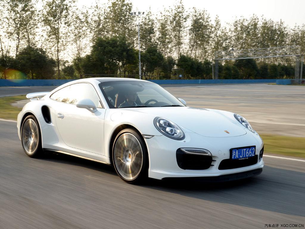 德系技术杰作 试驾保时捷911 turbo s 图8_58车