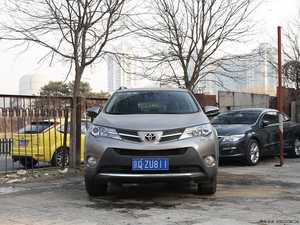城市suv标杆产品 一汽丰田rav4长期测试