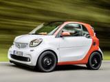 新smart fortwo预售12万起 7月30日上市