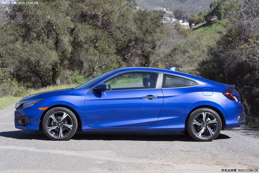 新款本田思域coupe售价发布 约13万起售 图4_58车