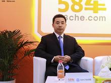 2017上海车展 专访东风柳汽副总陈正宇