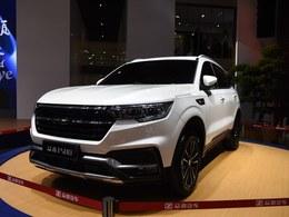 2017上海车展众泰T500