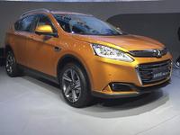 新款优6 SUV 12.98万起