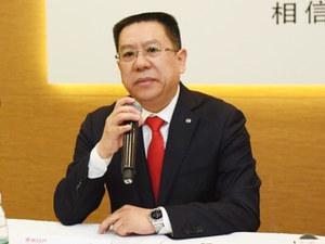 2017上海车展 专访郑州日产总经理郑加坤
