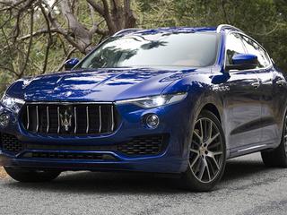 玛莎拉蒂或将推Levante GTS 搭V8发动机