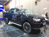 2017法兰克福车展 福特Ranger皮卡限量版