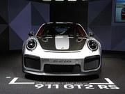 法兰克福车展保时捷911 GT2 RS