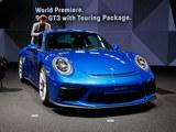 2017法兰克福车展 新款911 GT3正式亮相