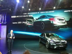 广州车展 AMG E 63 S 4MATIC售178.8万元