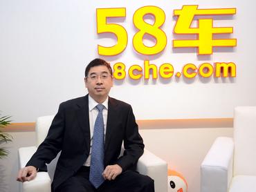 广州车展 访广州安捷汽车副总经理方荣