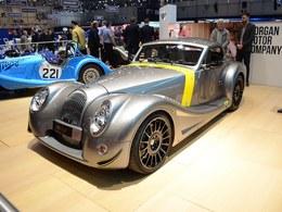 国际车展摩根aero 8 gt