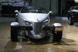 2010成都车展克莱斯勒展台