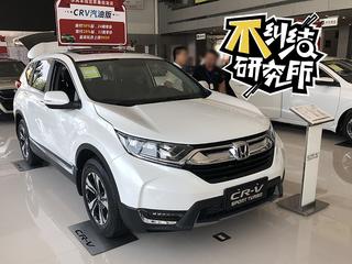 合资SUV销量冠军 东风本田CR-V真这么香?