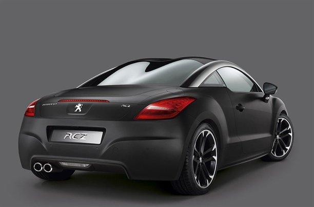 6t发动机 标致rcz asphalt特别版
