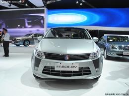 2010广州车展英伦SC5-RV