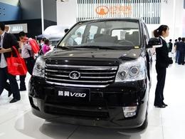 2011广州车展腾翼V80