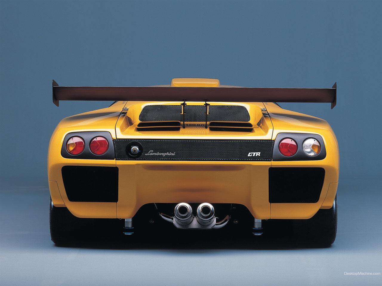 Lamborghini 3d wallpaper